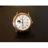 Blancpain Leman Dual Time 18k Rose Gold- Limited Edition No.240